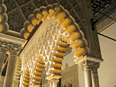 Real Alcazar and Gardens in Seville