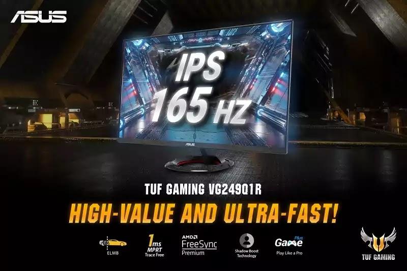 ASUS TUF Gaming VG249Q1R monitor