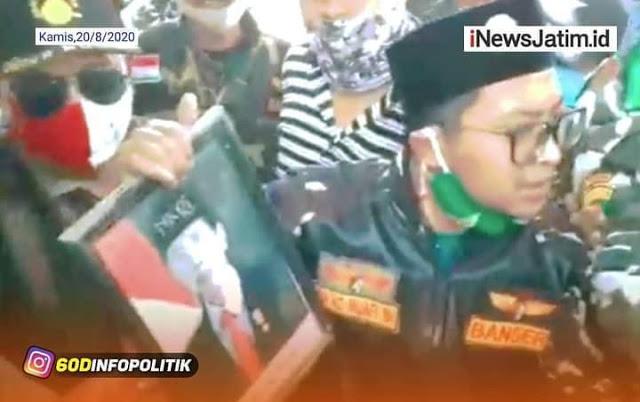 Banser laporkan 2 Warga Pasuruan yang Hina Jokowi, Netizen: Waktu Islam Dihina Kok Diem?