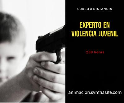 imagen cursos violencia juvenil