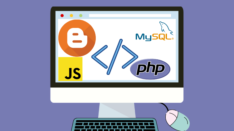 How to Build Complete Blogger Blog CMS In PHP,JavaScript,MySQL