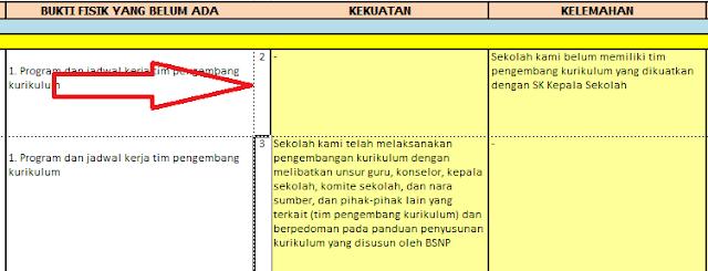 gambar Cara Analisis Kondisi Sekolah/Madrasah di aplikasi eds-rks