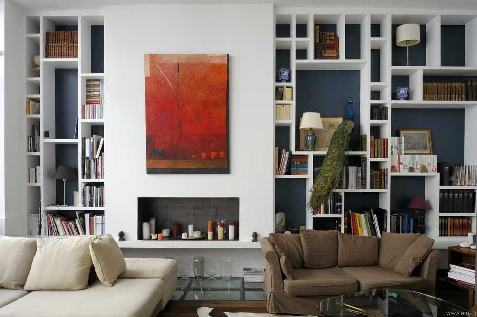 m ydeas decoration d 39 interieur visite d 39 un loft la d coration clectique. Black Bedroom Furniture Sets. Home Design Ideas