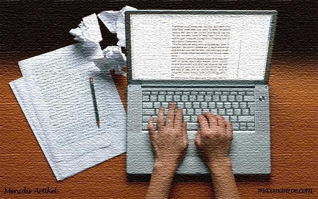 cara menulis blog yang baik