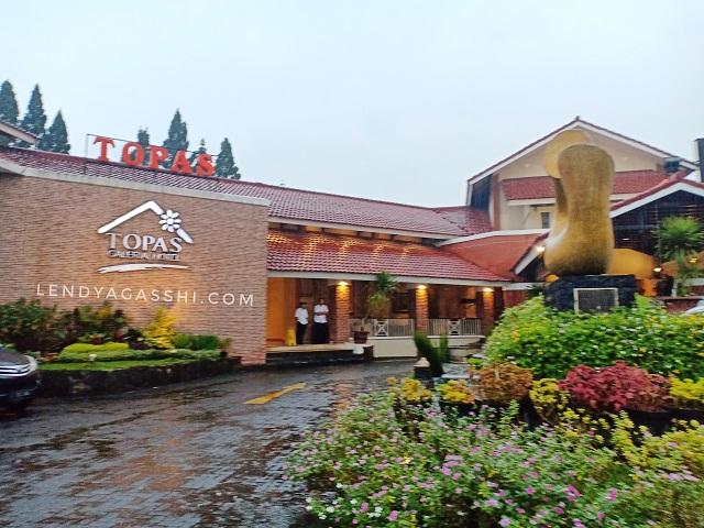 Topas Galeria Hotel Bandung