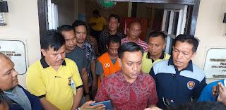 Satresnarkoba Polresta Jambi Berhasil Menangkap Pengedar Pil Ekstasi Sebanyak 439 Butir.
