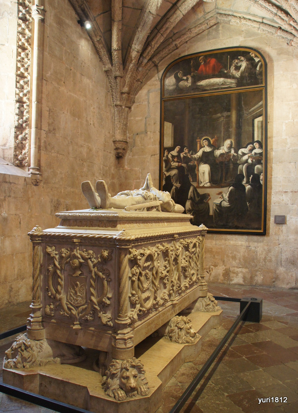 гробница Луиша де Камоэнса