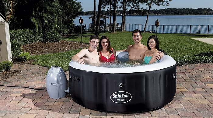 Bestway SaluSpa Miami Inflatable Hot Tub