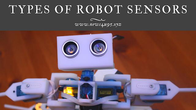 Types of Robot Sensor