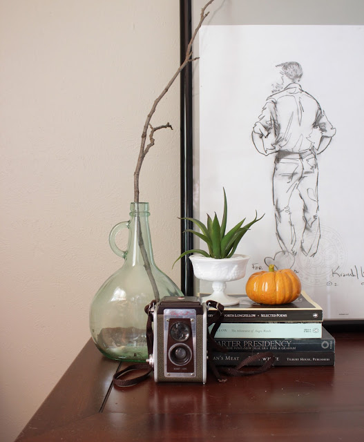 The Global Styler: Fall Decor Ideas