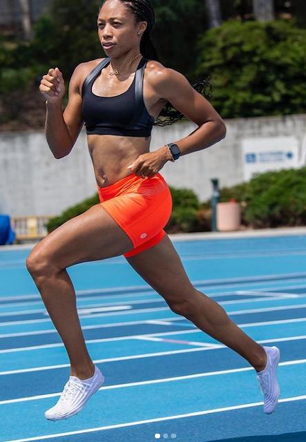 Allyson Felix age, allyson michelle felix, track, sprinter, runner, athleta, field, nike, feet, 2020, Husband, How Old, Weight, Net Worth, Wiki, Family, Bio