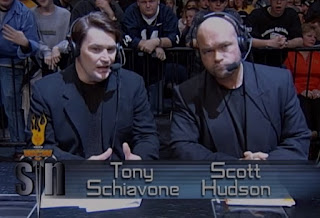 WCW Sin 2001 Review - Tony Schiavone and Scott Hudson called the event