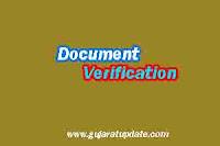 Gujarat Agricultural Universities Junior Clerk Qualified Candidates List for Document Verification 2021