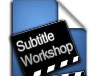 Subtitle Workshop 2018 Free Downloads