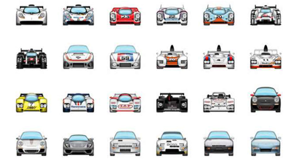 Porsche Emoji For iOS 10 Is Perfect For The Rev Head In Your Life