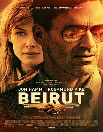Beirut (2018) English 720p WEB-DL