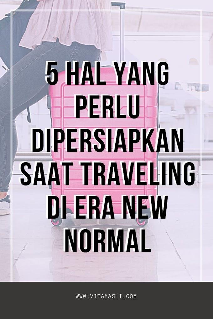 Traveling di Era New Normal