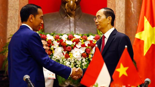 Janji Jokowi Ekonomi RI Tumbuh 7%, Kini Tertinggal dari Vietnam