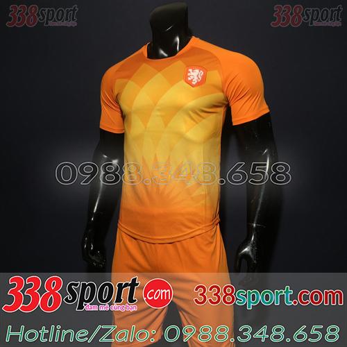 Áo Đội Tuyển Hà Lan 2019 2020 Training 1