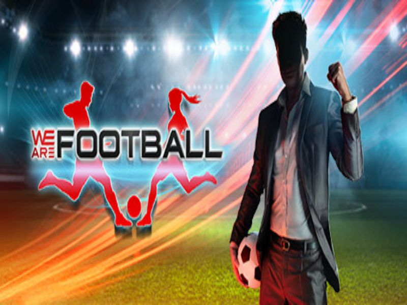 Download WE ARE FOOTBALL Game PC Free