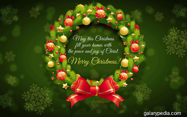 Beautiful Merry Christmas SMS messages 2019