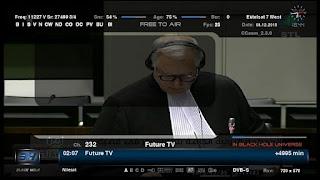 تردد قناة تليفزيون المستقبل