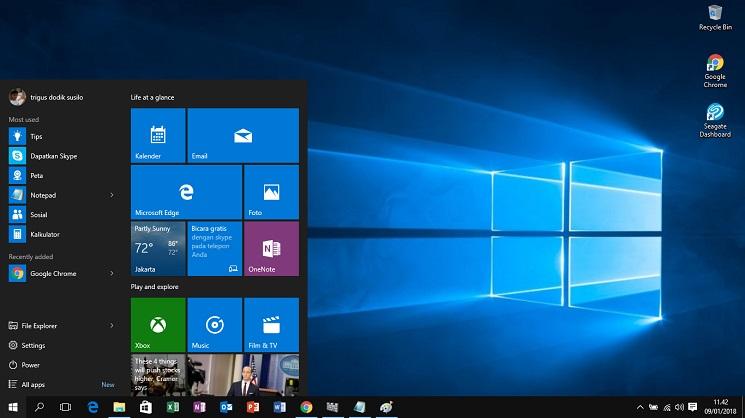 Cara Meningkatkan Kecepatan Windows 10