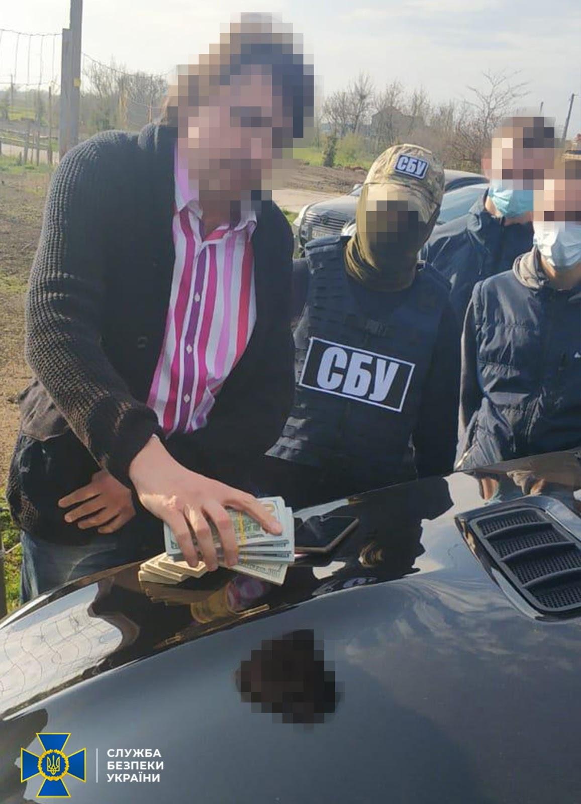 СБУ затримала одного з керівників оборонного концерну