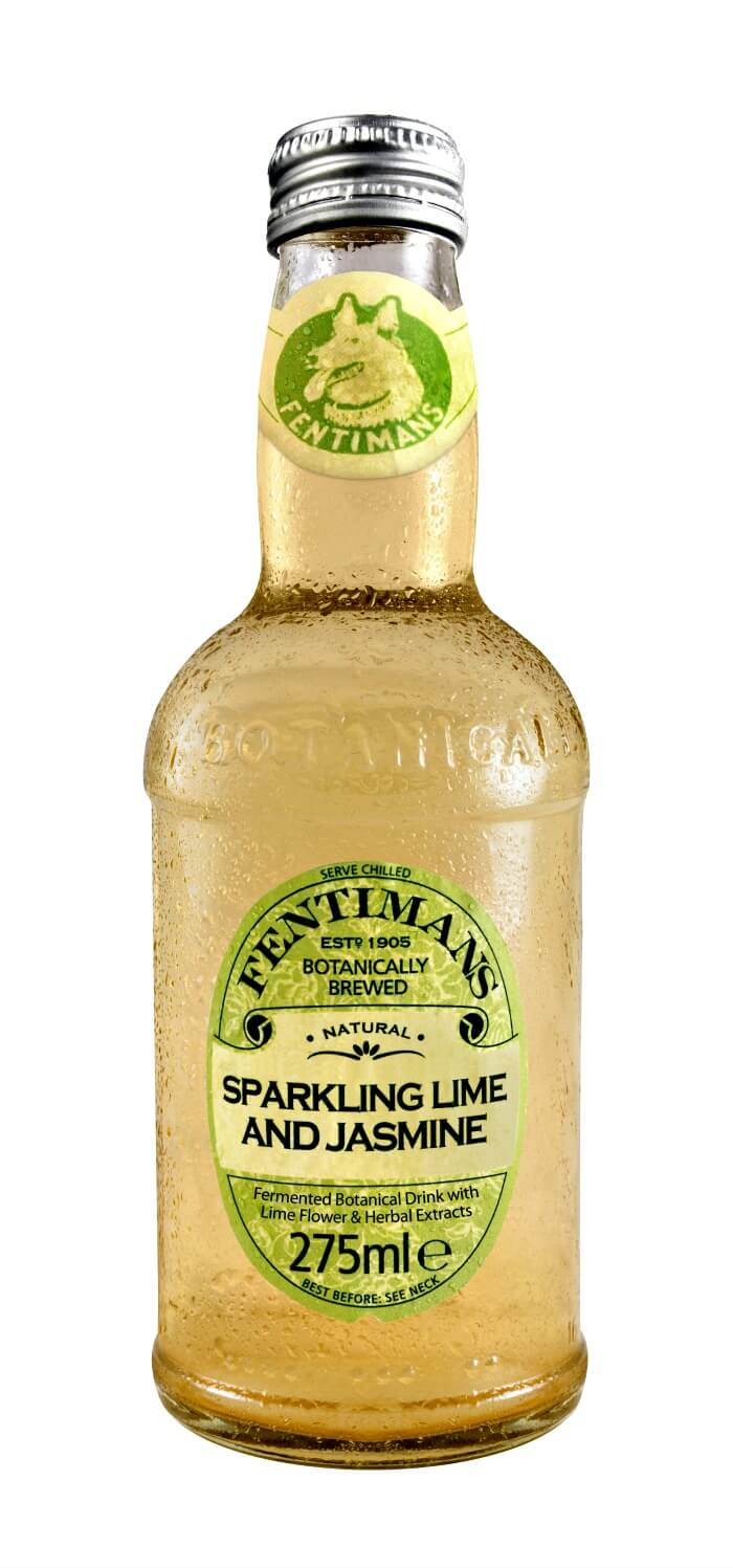 Fentimans Sparkling Lime and Jasmine