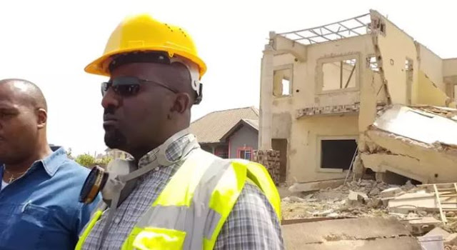 Enugu govt demolishes structures encroaching on Akanu Ibiam Int'l Airport