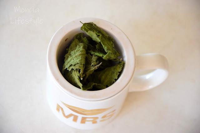 Herbata z pokrzywy, zdrowen włosy