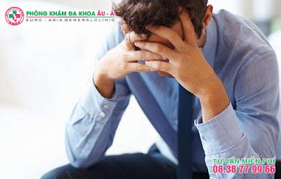 Thói quen và bệnh lý gây rối loạn cương dương