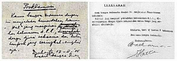 Kronologis Peristiwa Kemerdekaan Indonesia