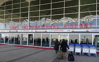 διεθνές αεροδρόμιο της Αρμπίλ