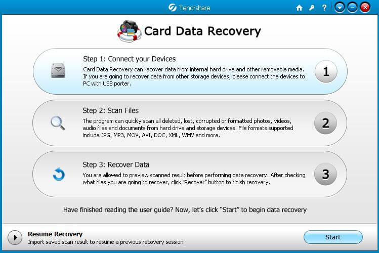 card recovery pro 2.5.5 license key free download