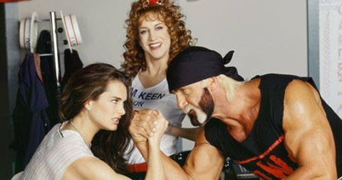 Hollywood Hogan in Suddenly Susan (Serie 3, episodi 19 e 20) *VIDEO*