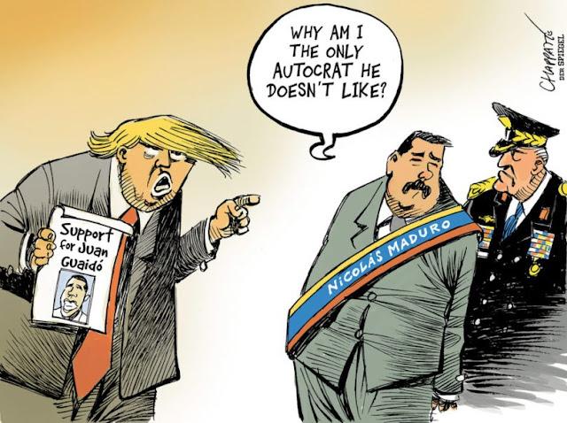 Η αλήθεια για τη Βενεζουέλα