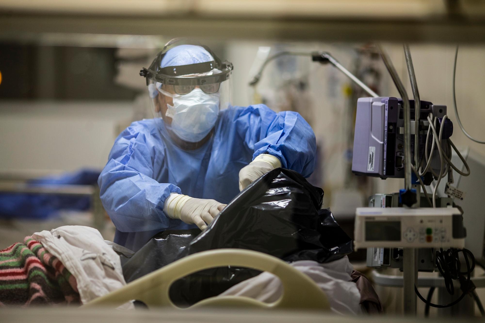 Coronavirus en Argentina: confirmaron 663 muertes en las últimas 24 horas, un nuevo récord diario