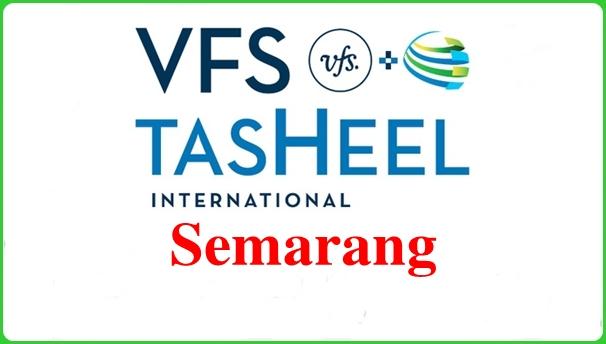 Kantor VFS Tasheel Rekam Biometrik Untuk Umroh di Semarang