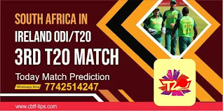 SA vs IRE Dream11 Team Prediction, Fantasy Cricket Tips & Playing 11 Updates for Today's South Africa Series with Ireland T20 2021 - 24 July, 2021 at 8:30 PM