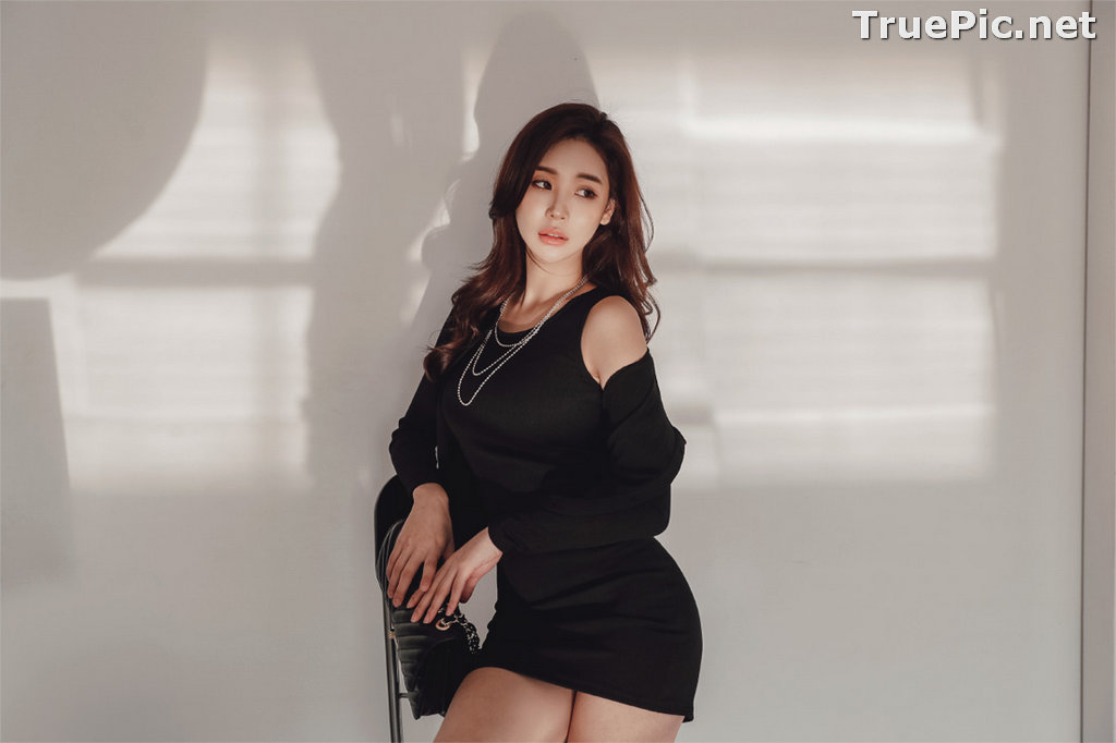 Image Korean Beautiful Model – Park Da Hyun – Fashion Photography #2 - TruePic.net - Picture-2
