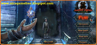 Haunted Legends 11 - The Cursed Gift CE Free Game