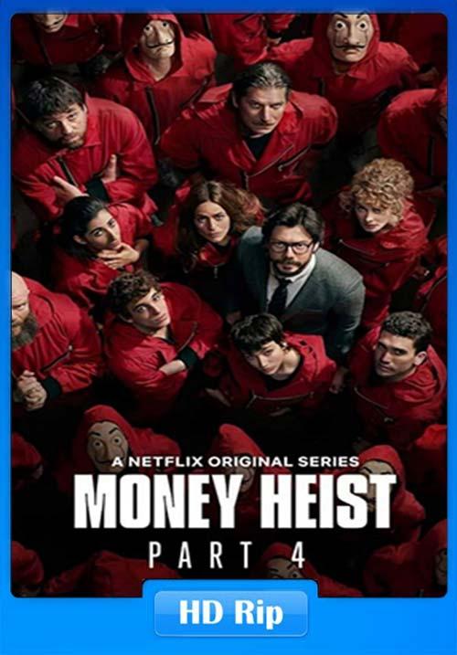 Money Heist Game Over S04-E08 x264