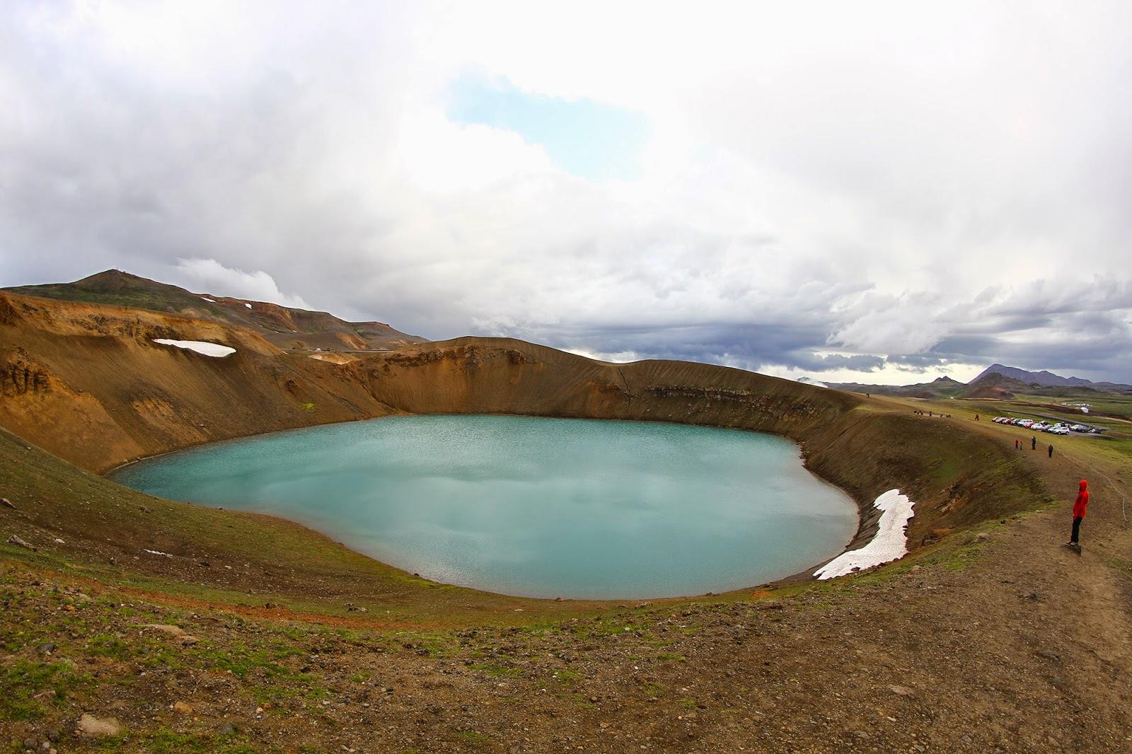 Visitar KRAFLA, uma viagem à terra dos vulcões e fumarolas islandesas | Islândia