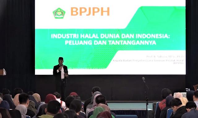 Ombudsman : Keberadaan BPJPH Belum Efektif Layani Masyarakat