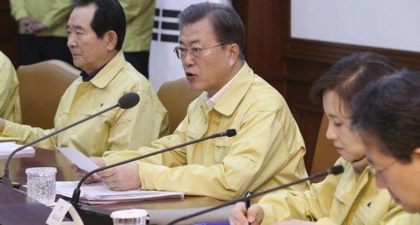 Corea del Sur decreta máxima alerta ante crisis por coronavirus