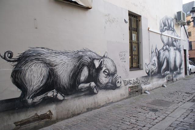 Brussels Graffiti