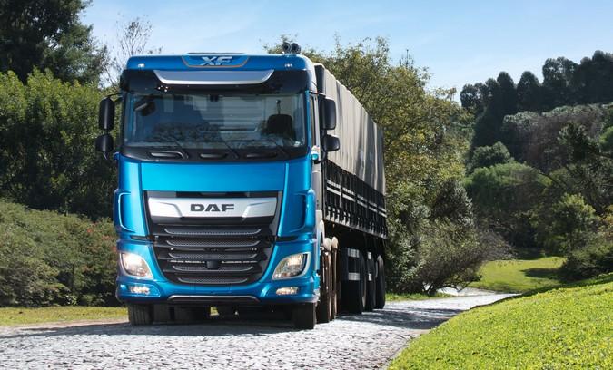 Ademir Transportes adquire 71 unidades do Novo DAF XF