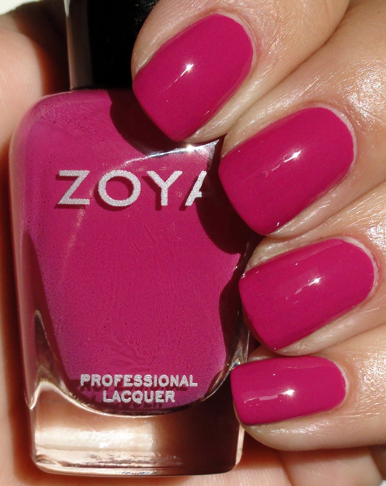KellieGonzo: Zoya Summertime Collection