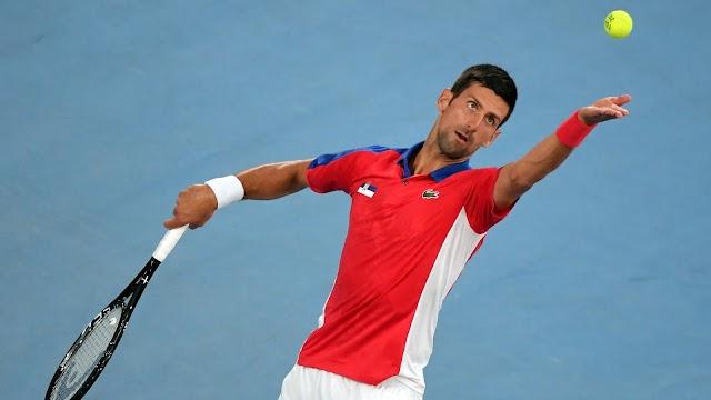 Ο.Α.-Τένις: Στο κυνήγι του...Golden Slam ο Τζόκοβιτς